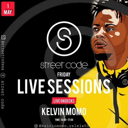 Kelvin Momo – Street Code Amapiano Live Sessions mix mp3 download