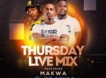 MFR Souls Thursday Live Mix mp3 download Makoya Shandis