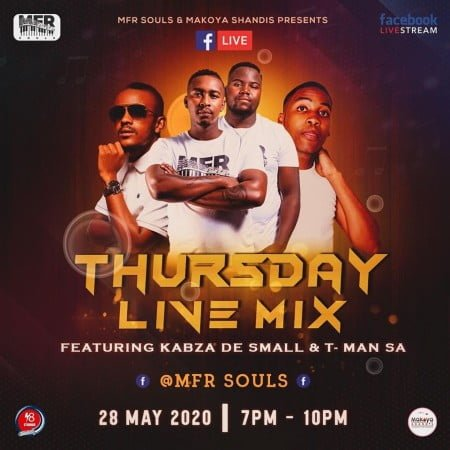 MFR Souls Thursday Live Mix (28 May) mp3 download
