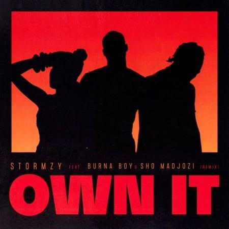 Stormzy Own It Remix ft. Burna Boy & Sho Madjozi mp3 download free