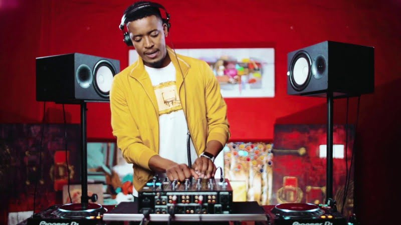Sun-EL Musician The RedBox Session Episode 2 Mix mp3 download