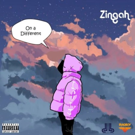 Zingah – On A Different EP mp3 zip full free album download