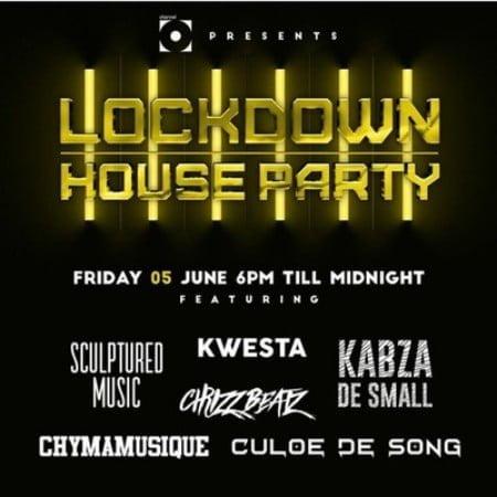 Chymamusique – Lockdown House Party Season 2 Mix mp3 download