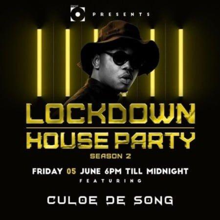 Culoe De Song – Lockdown House Party Season 2 Mix mp3 download