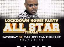 DJ Cleo Lockdown House Party Mix (30 May) mp3 download