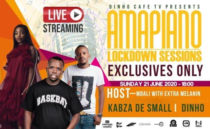Kabza De Small – Amapiano Lockdown Session mix mp3 download