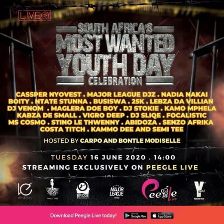 Kabza De Small - Most Wanted Youth Day Mix 2020 mp3 download