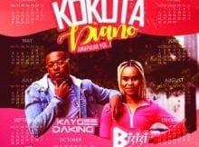 Kaygee DaKing & Bizizi – Kokota Piano (Amapiano Vol. 1) Album mp3 zip download