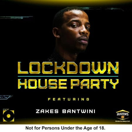 Zakes Bantwini Lockdown House Party Mix (29 May) mp3 download