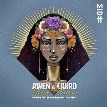 Caiiro & Awen - Your Voice (Enoo Napa Remix) mp3 download free