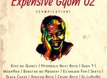 IsiGqila Se Gqom Ent - Expensive Gqom O2 Compilation Album zip mp3 download