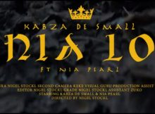 Kabza De Small – Nia Lo (Video) ft. Nia Pearl mp4 download official HD