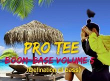 Pro-Tee - Boom-Base Vol 5 Album (Definition Of Bass) zip mp3 download