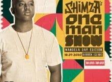 Shimza - Mandela Day Mix 2020 (One Man Show) Robben Island