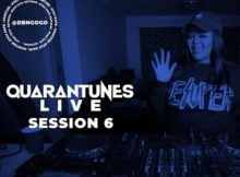 DBN Gogo – Quarantunes Session 6 (Afro Tech Mix) mp3 download free