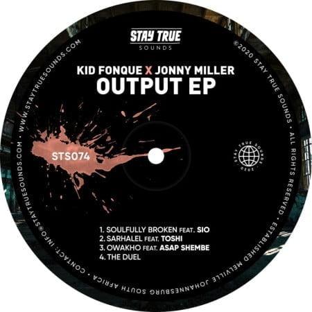 Kid Fonque & Jonny Miller – Sarhalel ft. Toshi mp3 download free