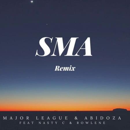 Major League & Abidoza - SMA (Amapiano remix) ft. Nasty C mp3 download free rowlene