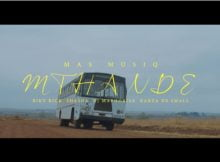 Mas MusiQ – Mthande (Video) ft. Riky Rick, Sha Sha, DJ Maphorisa & Kabza De Small mp4 download free official