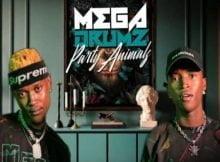 Megadrumz – Party Animals Album zip mp3 download free
