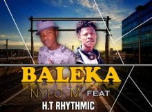 Nylo M - Baleka ft. H.T Rhythmic mp3 download free