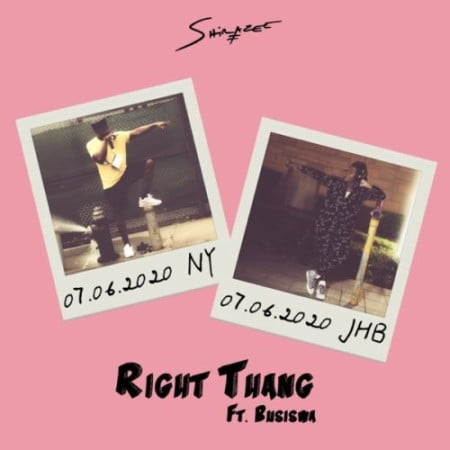 Shizaree – Right Thang ft. Busiswa mp3 download free