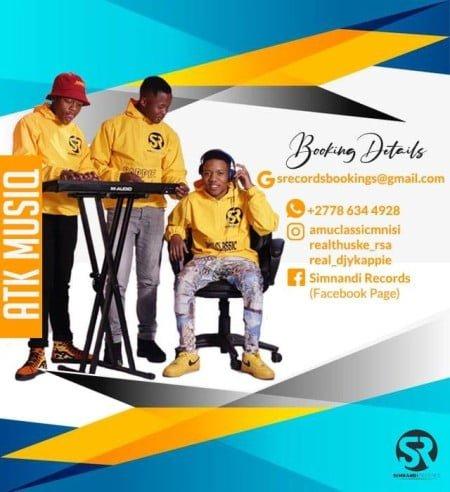 ATK MusiQ & Sinny Man'Que – Bella Ciao (Tyler Icu, Nicole & Kabza De Small Remix) mp3 download free