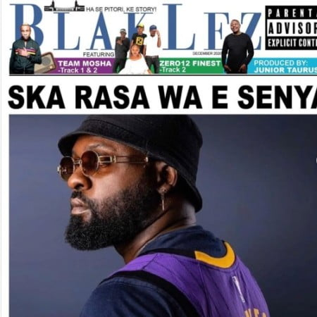 Blaklez – Ha Se Pitori ft. Zero12 Finest, Junior Taurus & Team Mosha mp3 download free