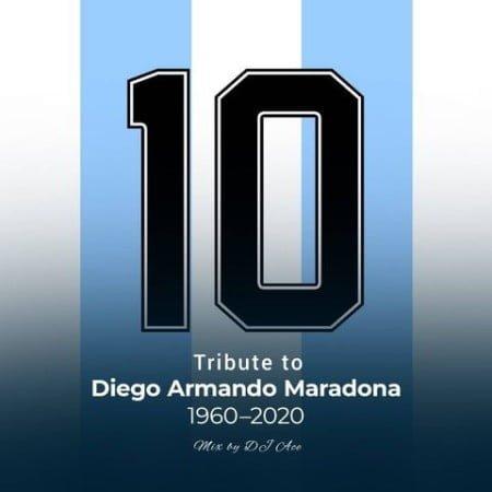 DJ Ace - Tribute to Diego Maradona (Slow Jam Mix) mp3 download free