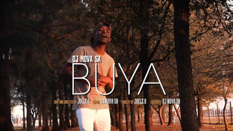 DJ Nova SA - Buya (Video) mp4 download free