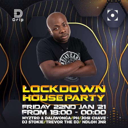 DaliWonga & Myztro - Lockdown House Party Mix 2021 mp3 download free