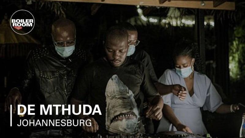 De Mthuda – Johannesburg System Restart Mix mp3 download free