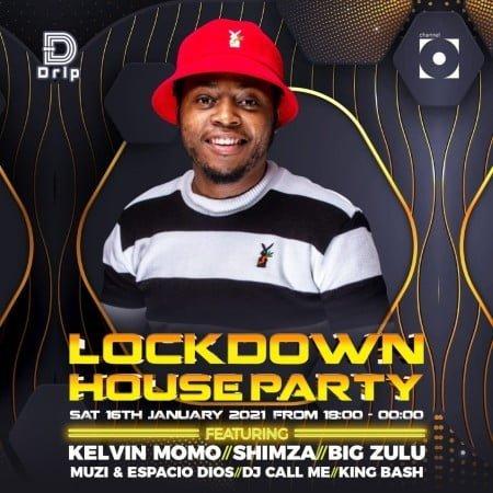 Kelvin Momo - Lockdown House Party Mix mp3 download free