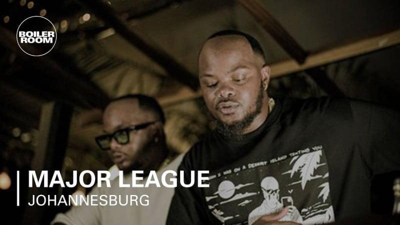Major League – Johannesburg System Restart Mix mp3 download free