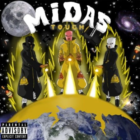 Midas The Jagaban - Midas Touch EP zip mp3 download free 2020 album 2021