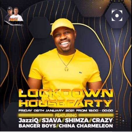 Mr JazziQ – Lockdown House Party Mix (2021) mp3 download free
