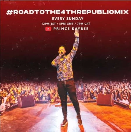 Prince Kaybee – Road To 4Th Republic Mix 1 mp3 download free