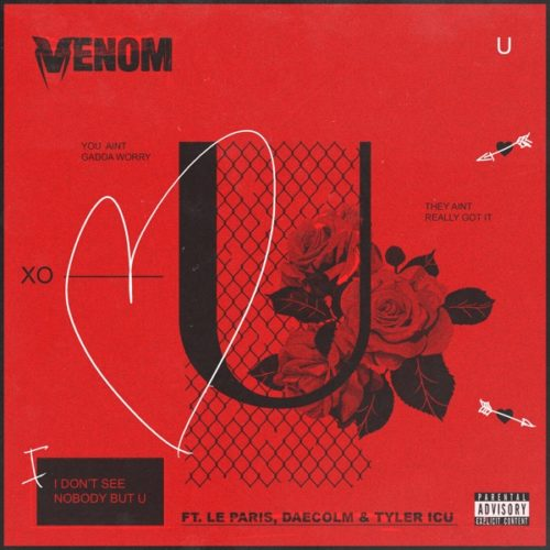 DJ Venom – U ft. Le Paris, Daecolm & Tyler ICU mp3 download free