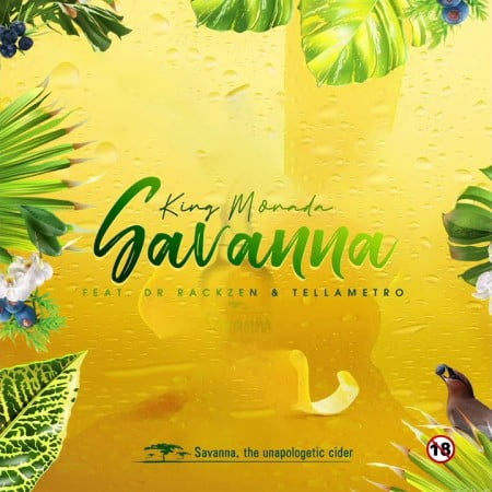King Monada – Savanna ft. Dr Rackzen & Tellametro mp3 download free