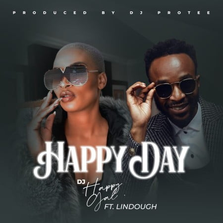 DJ HappyGal - Happy day ft. Lindough mp3 download free