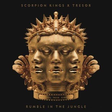 Kabza De Small, DJ Maphorisa & Tresor – Rumble In The Jungle Album zip mp3 download free
