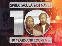 Sphectacula & DJ Naves - 10 Years And Counting Album zip mp3 download free 2021