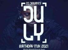 Dj Jaivane – July Birthday Mix 2021 (Strictly Simnandi Records) mp3 download free