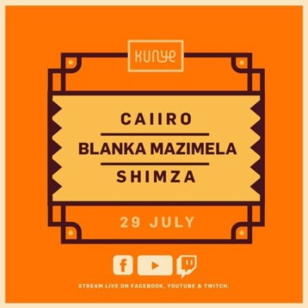 Caiiro – Kunye Live Mix (29 July 2021) mp3 download free