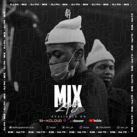 DJ pH – MIX 245 (Mpura & Killer Kau Tribute) mp3 download free 2021
