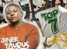 Junior Taurus – Top 7 ft. Sino Msolo mp3 download free lyrics