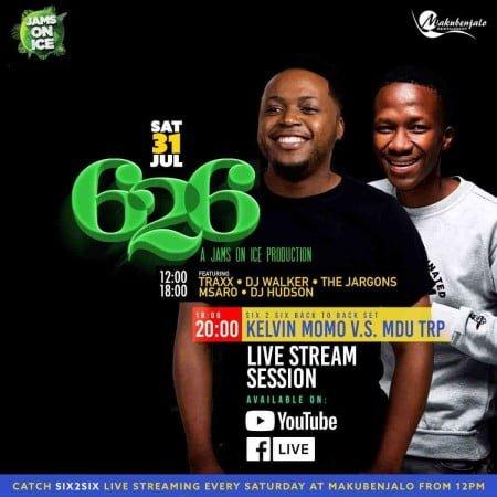 Kelvin Momo & Mdu aka TRP – Jams On Ice Mix mp3 download free 2021