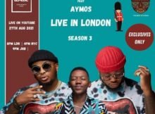 Major League & Aymos – Amapiano Live Balcony Mix B2B (S3 EP7) mp3 download free 2021