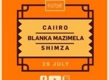 Shimza - Kunye Live Mix (11 July 2021) mp3 download free