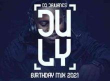 Various Artists - DJ Jaivane July Birthday Mix 2021 Album mp3 zip download free datafilehost zippyshare