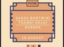 Zakes Bantwini - Kunye Live Mix (19 August 2021) mp3 download free